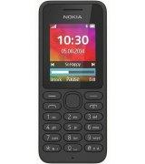 Nokia 130 Single Sim Black