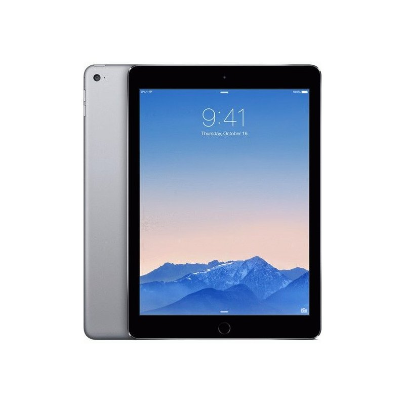 iPad Air 2 16GB Wi‑Fi + 4G Space Gray
