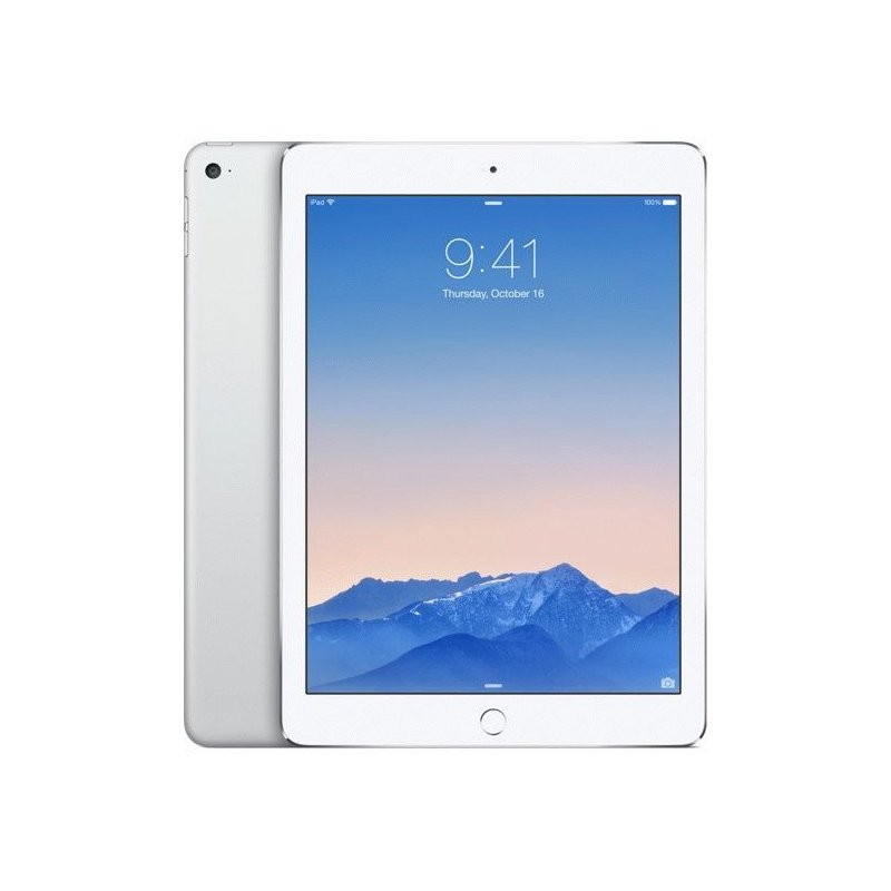 iPad Air 2 128GB Wi‑Fi + 4G Silver