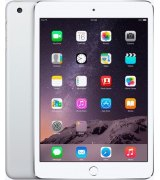 Apple iPad mini 3 64GB Wi-Fi + 4G Silver (MGJ12TU/A)