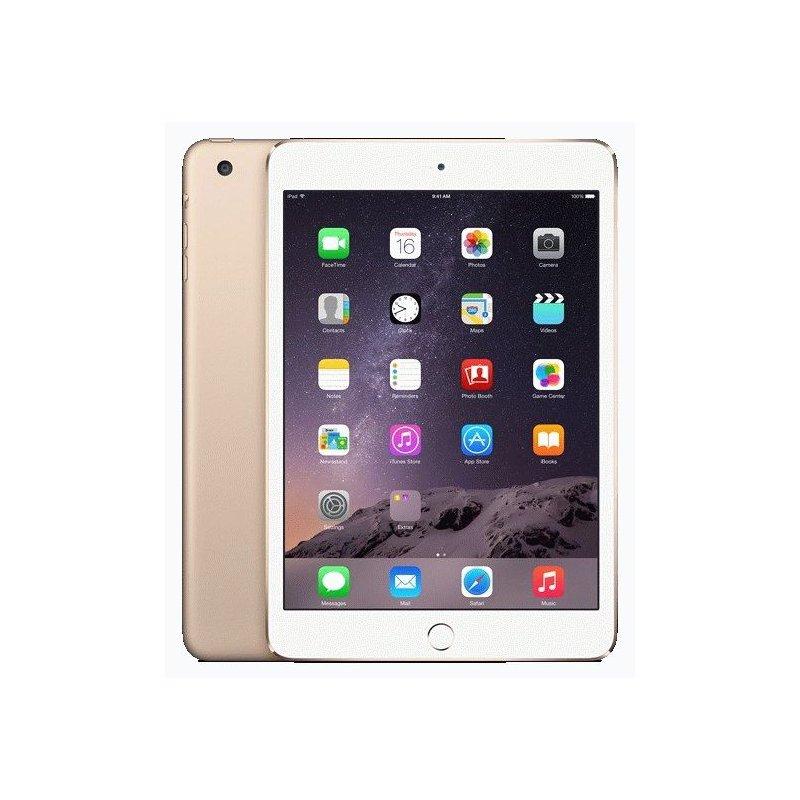 iPad mini 3 128GB Wi‑Fi + 4G Gold