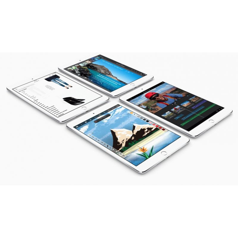 iPad mini 3 128GB Wi‑Fi + 4G Silver