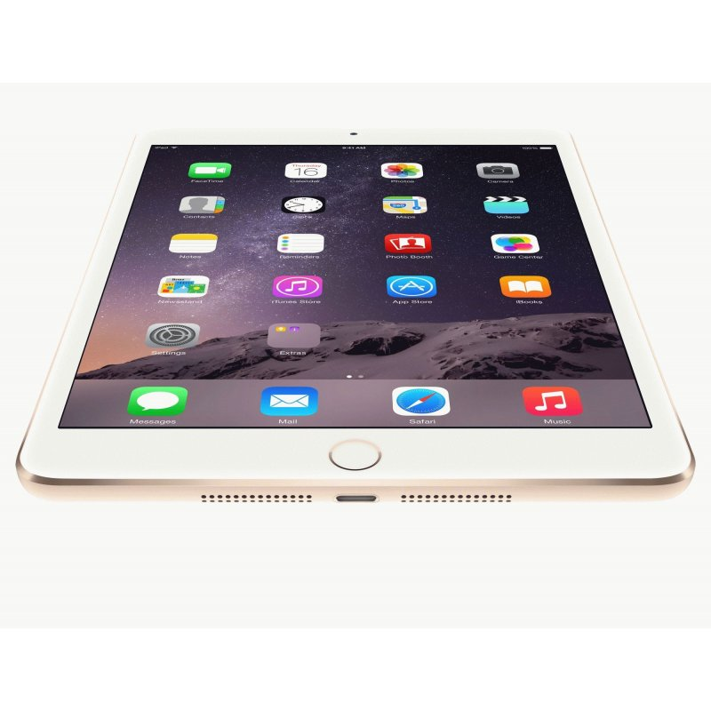 iPad mini 3 64GB Wi‑Fi + 4G Gold