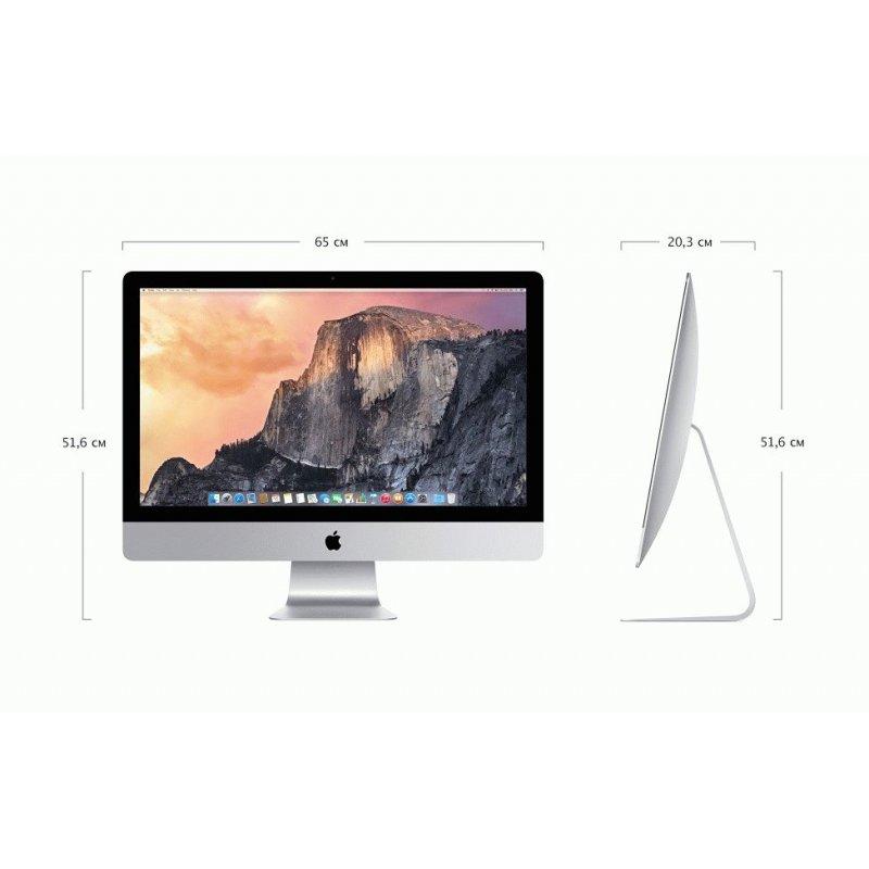 Apple iMac with Retina 5K display 27 дюймов (MF886) 2014