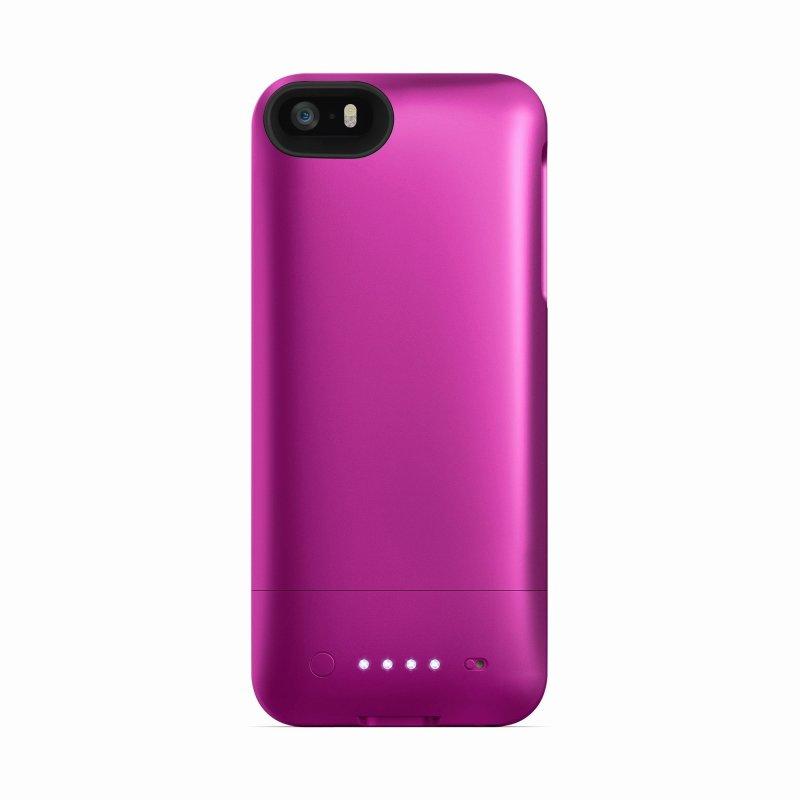 Mophie Juice Pack Helium Pink 1500 mAh для iPhone 5/5S (2544-JPH-IP5-PNK-I)