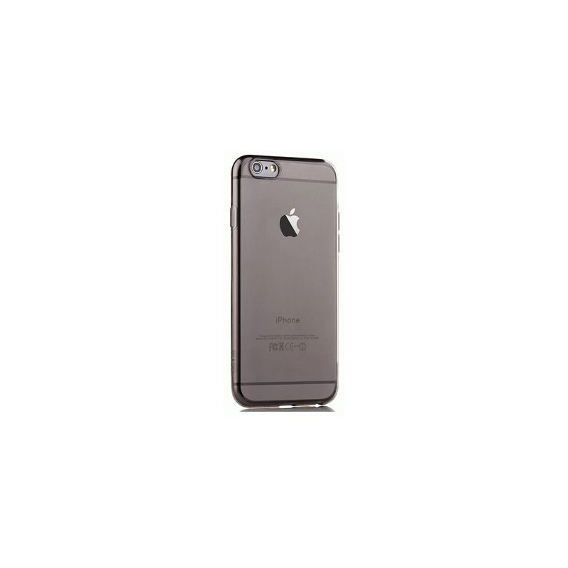 TPU накладка Devia Naked для Apple iPhone 6 Black