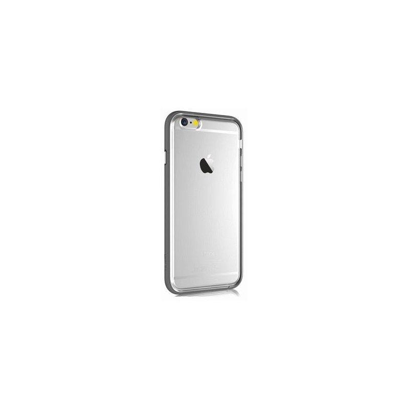 Накладка Devia Matte для Apple iPhone 6 Black-Clear