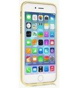 Накладка Devia Matte для Apple iPhone 6 Gold-Clear