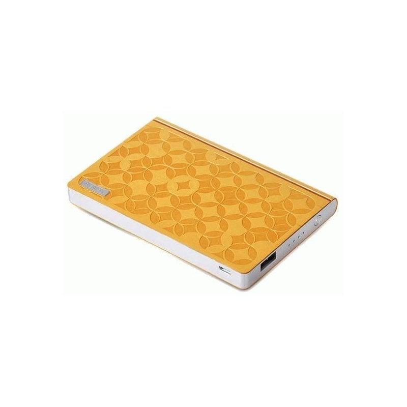 Внешний аккумулятор Remax Play PowerBank 6000 Gold