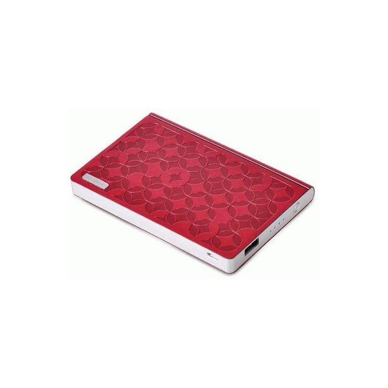 Внешний аккумулятор Remax Play PowerBank 6000 Red