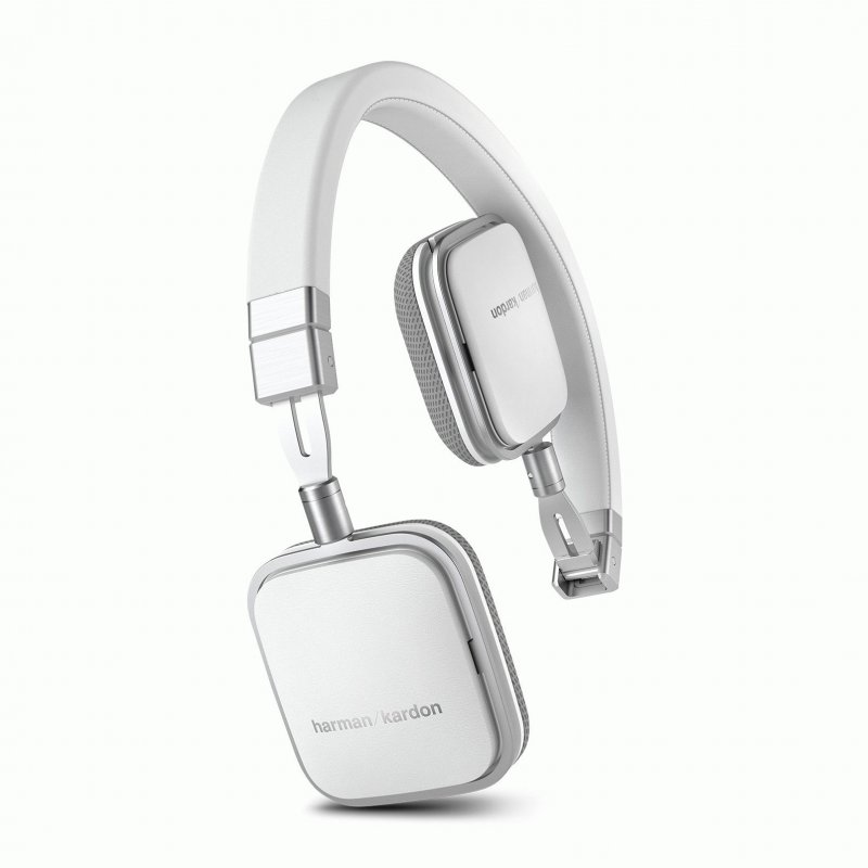 Harman Kardon On-Ear Headphones Soho I White (HKSOHOIWHT)