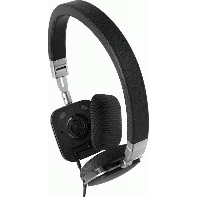 Harman Kardon On-Ear Headphones Soho A Black (HKSOHOABLK)