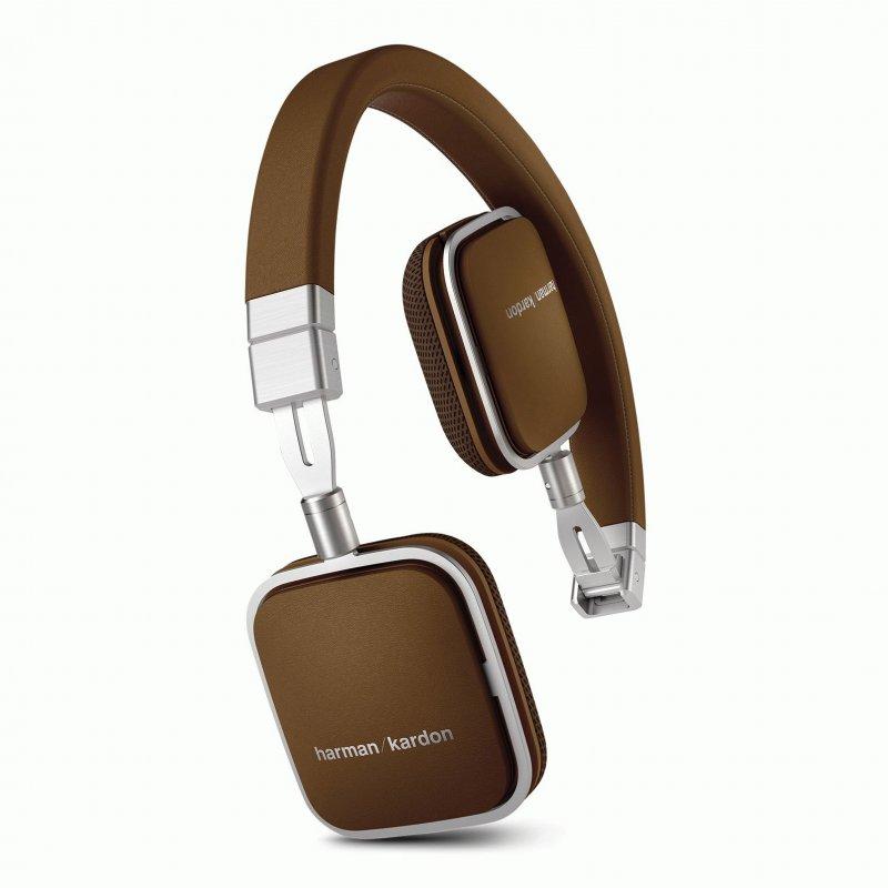 Harman Kardon On-Ear Headphones Soho A Beige (HKSOHOABEG)