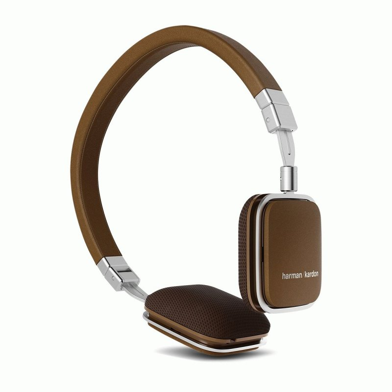 Harman Kardon On-Ear Headphones Soho A Beige (HKSOHOABEG)