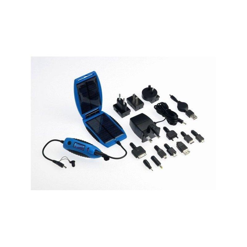 Солнечная батарея Powermonkey eXplorer V2 BLUE (PMEV2004)
