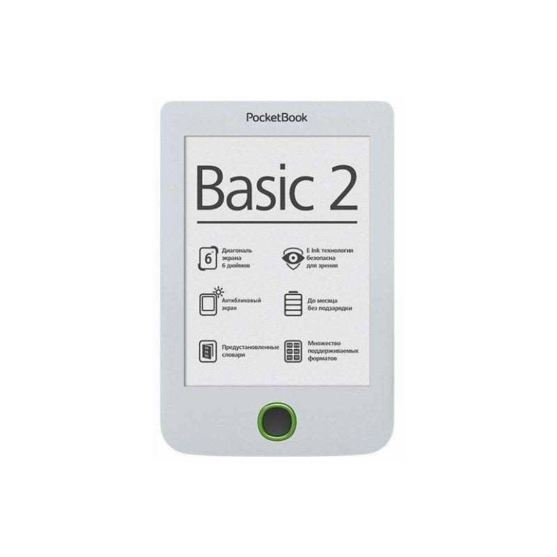 PocketBook Basiс 2 614 White