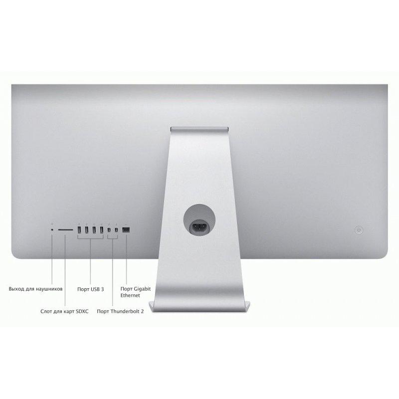 Apple iMac with Retina 5K display 27 дюймов (Z0QX0000R) 2014