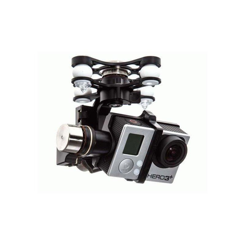 Трехосевой подвес Zenmuse H3-3D для квадрокоптера DJI Phantom 2
