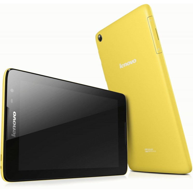 Lenovo A5500 8 3G 16Gb Yellow (59-413869)