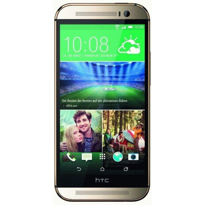 HTC One M8 CDMA Gold