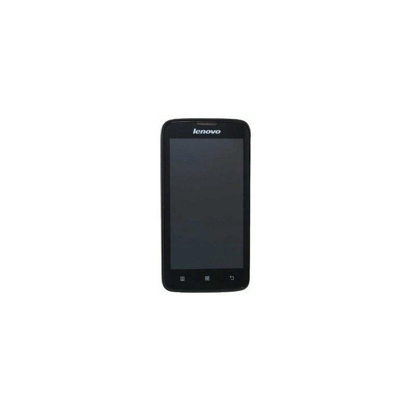 Lenovo A395e GSM+CDMA Black EU