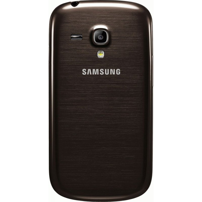 Samsung I8200 Galaxy S3 Mini Neo Amber Brown
