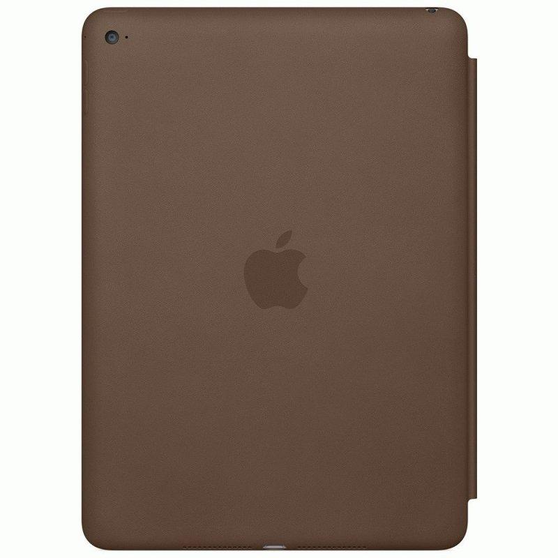 Чехол Apple iPad Air 2 Smart Case Leather Olive Brown (MGTR2)