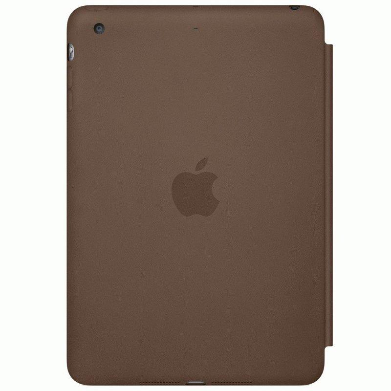 Чехол Apple iPad Mini 3 Smart Case Leather Olive Brown (MGMN2)