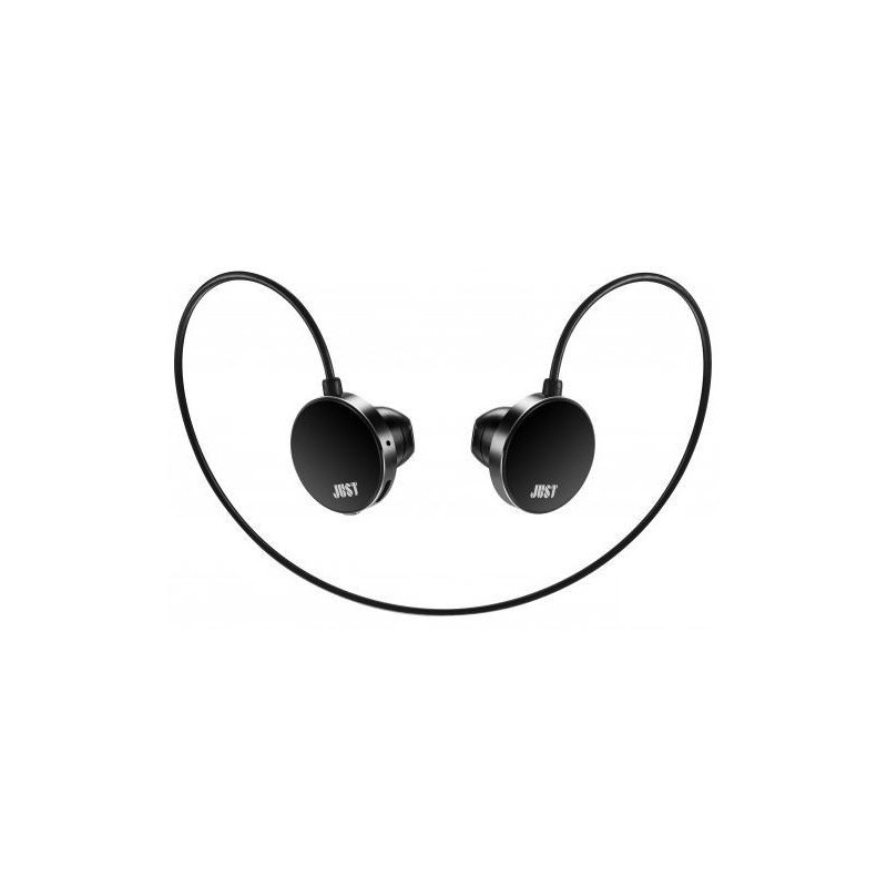 JUST Soul Bluetooth Headset Black (SL-BLTH-BLCK)