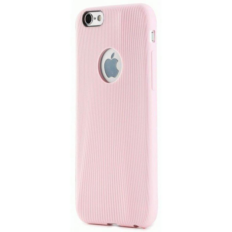 TPU накладка Rock Melody Case для Apple iPhone 6 Pink