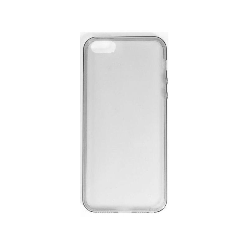 TPU накладка Kuhan для Apple iPhone 5/5S Gray
