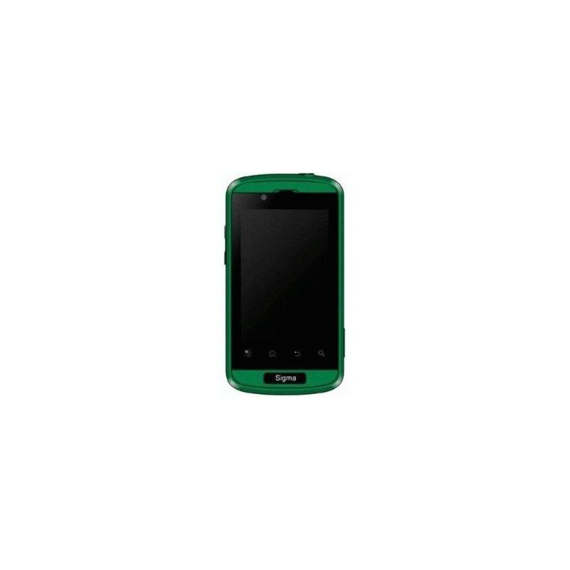 Sigma mobile X-treme PQ12 Green/Black