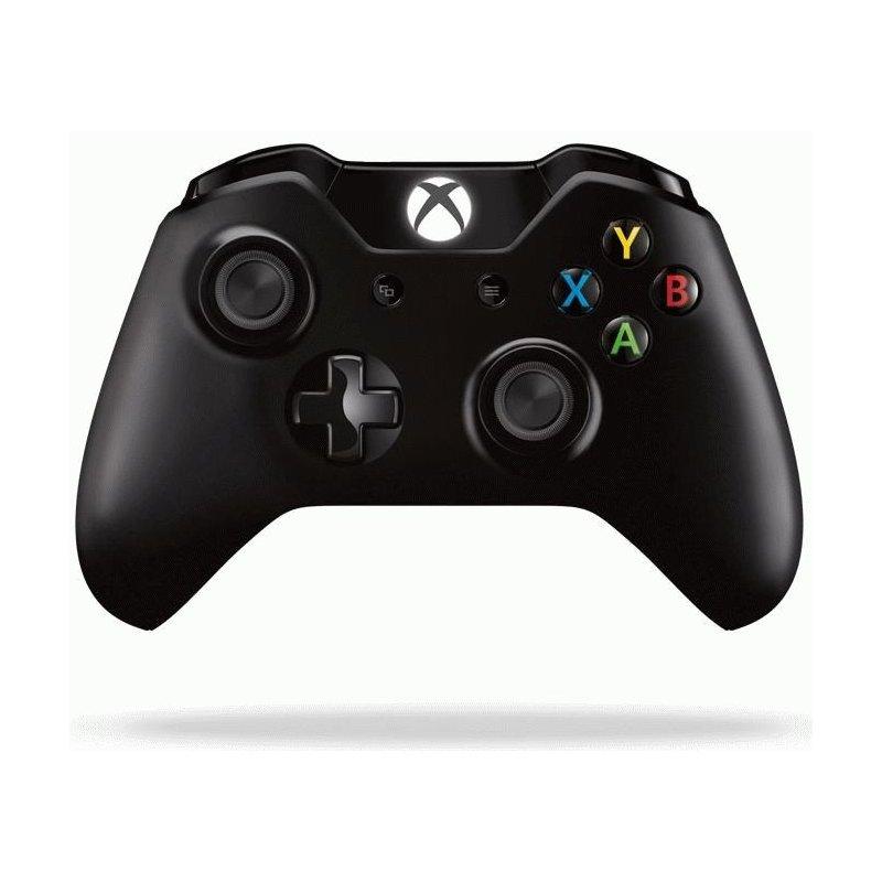 Оригинальный беспроводной джойстик Xbox ONE Wireless Controller Black