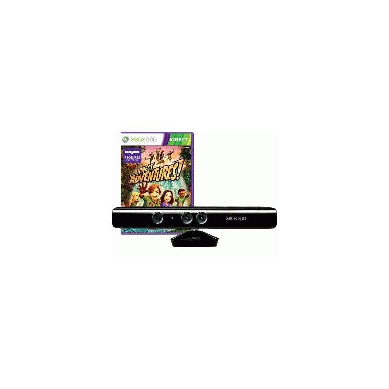 Kinect Sensor + Kinect Adventures для Microsoft Xbox 360 Slim