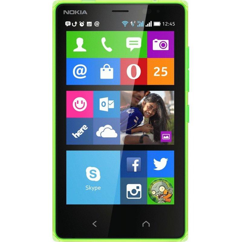 Nokia X2 Dual Sim Green