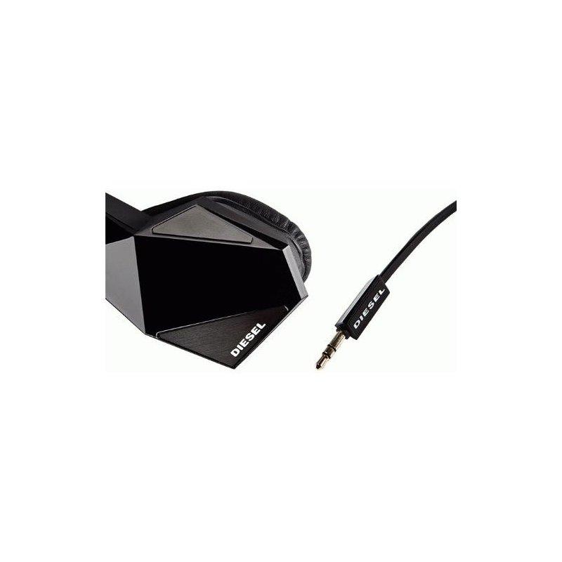 Наушники MONSTER Diesel Vektr Black