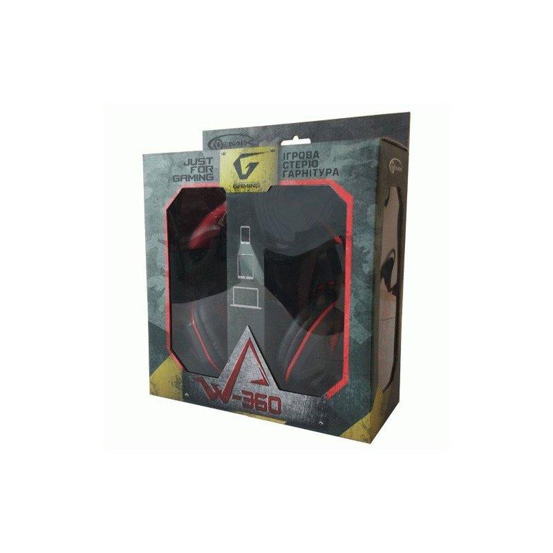 Наушники Gemix W-360
