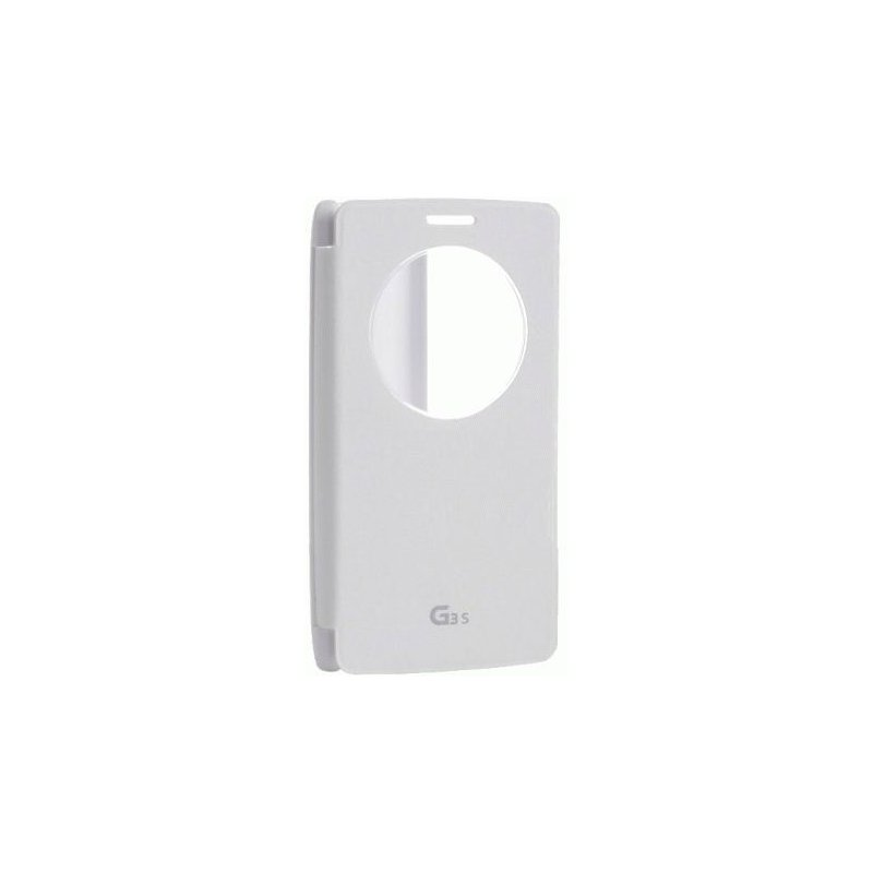 Чехол VOIA для LG Optimus G3S (D724) White