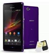 Sony Xperia M Dual C2005 Purple