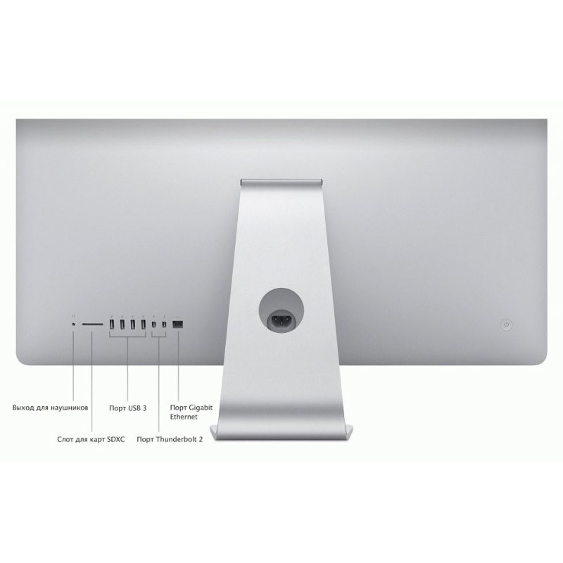 Apple iMac with Retina 5K display 27 дюймов (Z0QX00038) 2014