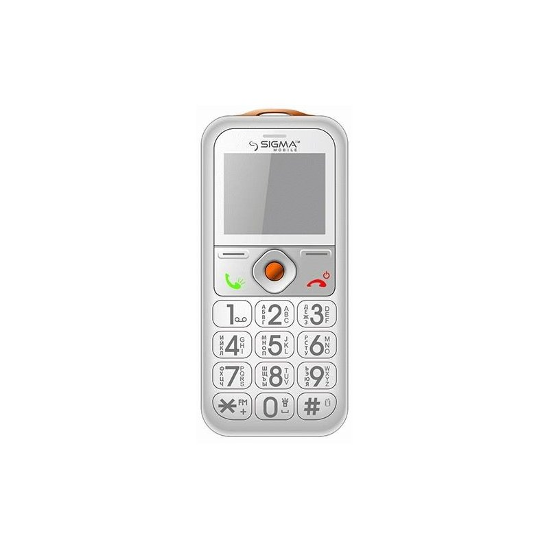 Sigma mobile Comfort 50 Mini2 White-Orange