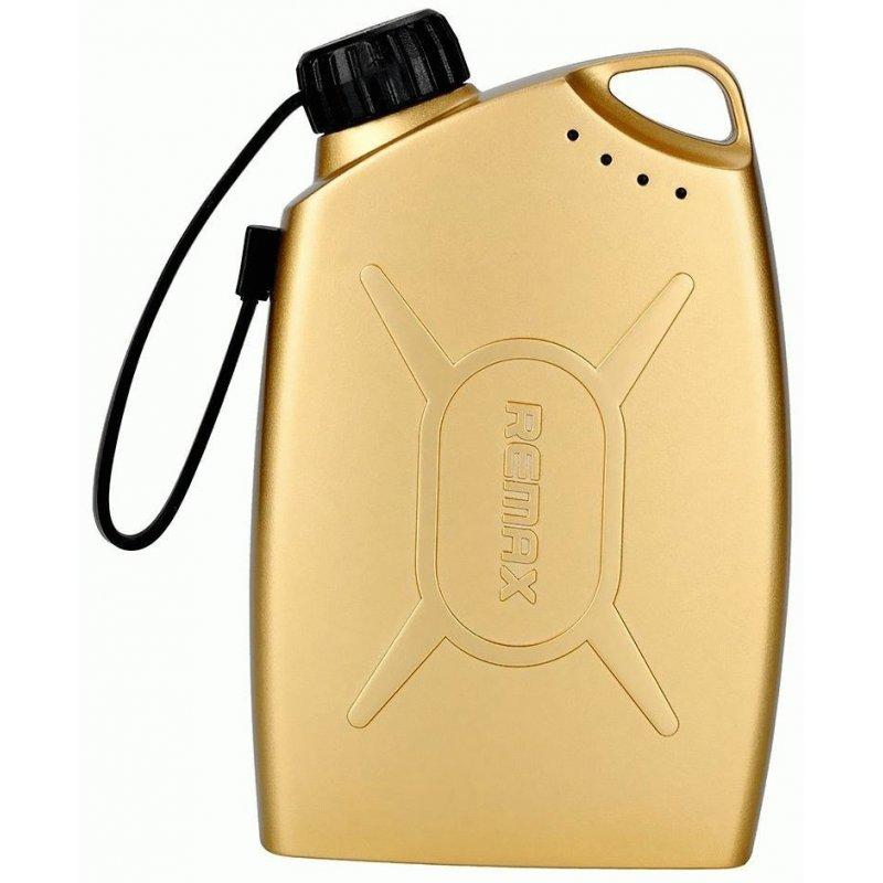 Внешний аккумулятор Remax Gas Station PowerBank 6600 Gold
