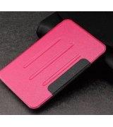 Чехол Book Case для Lenovo A5500 Pink