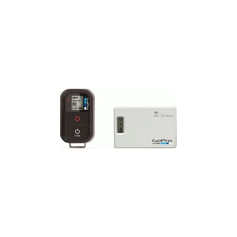 Wi-Fi BacPac + Wi-Fi Remote Combo Kit (AWPAK-001)