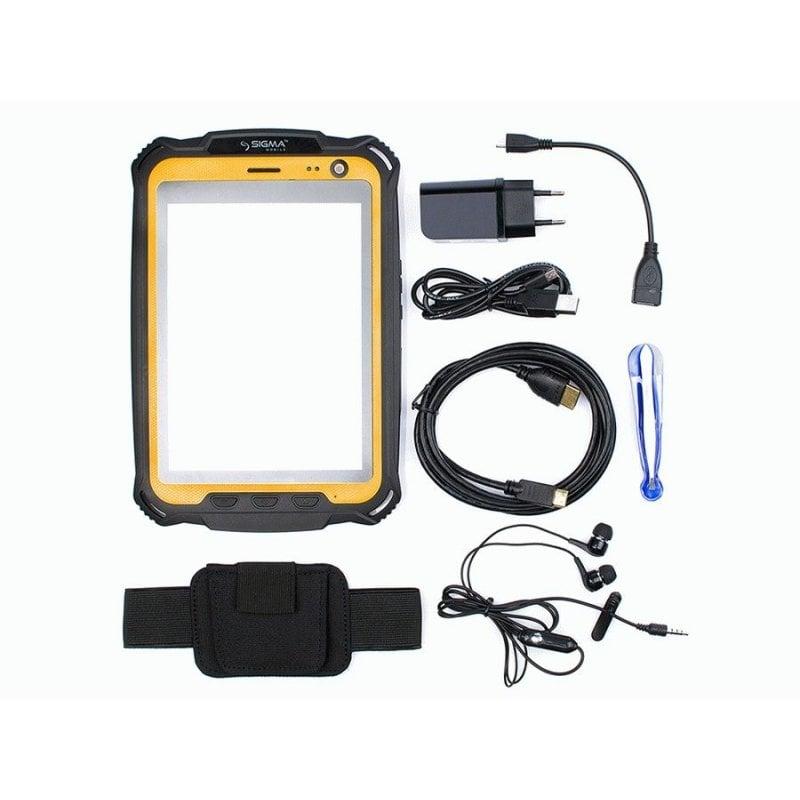 Sigma mobile X-treme PQ79 Black/Orange