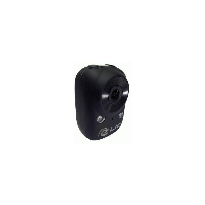 Экшн-камера Liquid Image Ego HD 1080P Wi-Fi (727BLK) Black