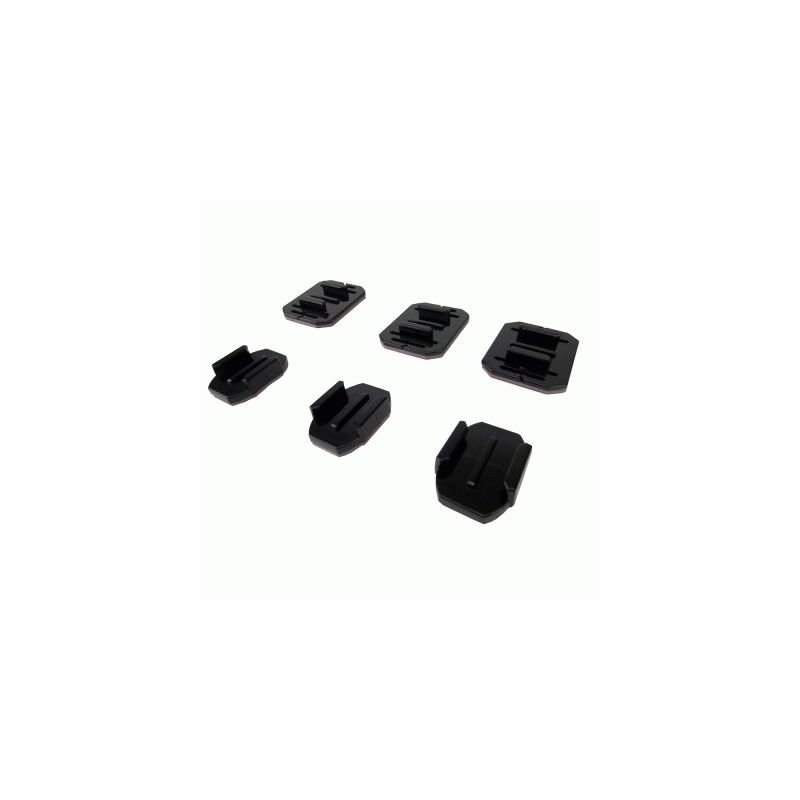Крепление Replacement Flat and Curved Mounts для камер Liquid Image Ego (785)