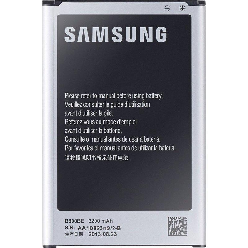 Оригинальная батарея для Samsung Galaxy Note 3 N9000 (EB-B800BEBECRU)