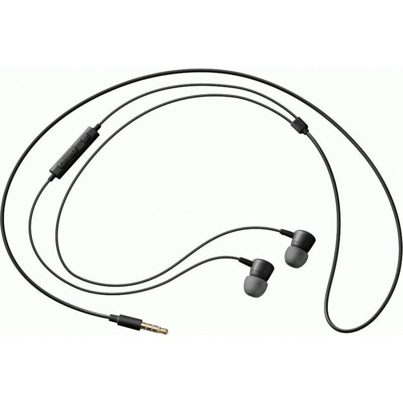 Оригинальные наушники-гарнитура Samsung Black (EO-HS1303BEGWW)