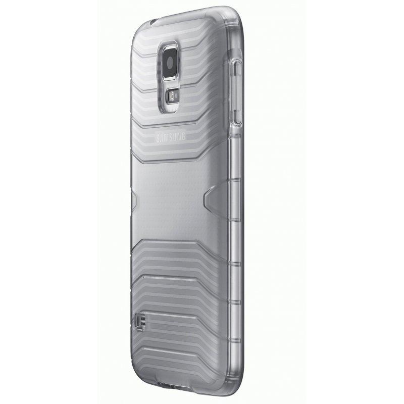 Оригинальный чехол для Samsung Galaxy S5 G900 White (EF-PG900BSEGRU)